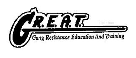 Gang Resistance Education And Training