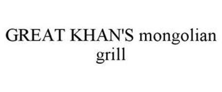 GREAT KHAN'S MONGOLIAN GRILL