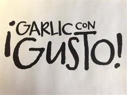 ¡GARLIC CON GUSTO!