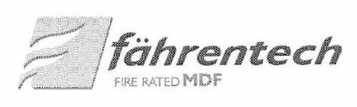 FÄHRENTECH FIRE RATED MDF