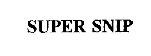 SUPER SNIP