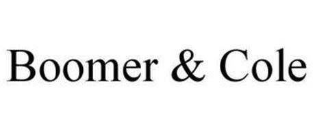 BOOMER & COLE