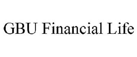 GBU FINANCIAL LIFE