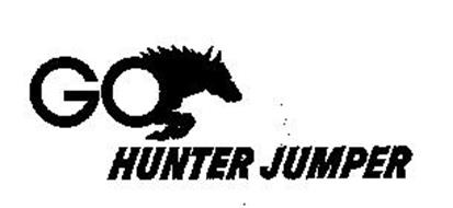 GO HUNTER JUMPER