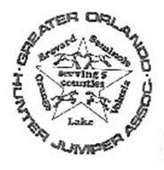 GREATER ORLANDO HUNTER JUMPER ASSOC BREVARD SEMINOLE ORANGE LAKE VOLUSIA SERVING 5 COUNTIES