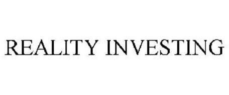REALITY INVESTING