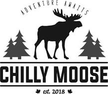 ADVENTURE AWAITS CHILLY MOOSE EST. 2018