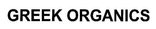 GREEK ORGANICS