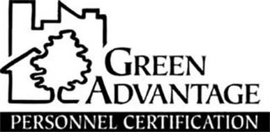GREEN ADVANTAGE PERSONNEL CERTIFICATION
