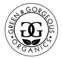 GG GREEN & GORGEOUS ORGANICS
