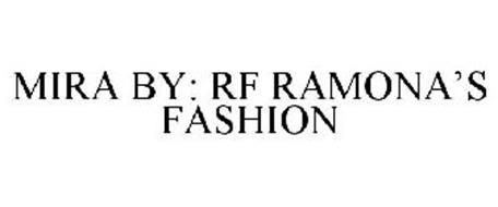 MIRA BY: RF RAMONA'S FASHION
