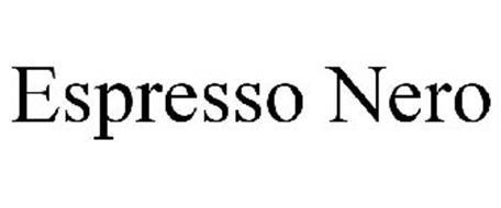 ESPRESSO NERO