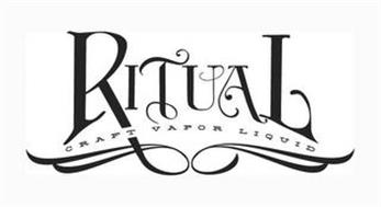RITUAL CRAFT VAPOR LIQUID