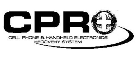 CPR CELL PHONE & HANDHELD ELECTRONICS RECOVERY SYSTEM