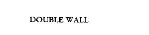 DOUBLE WALL