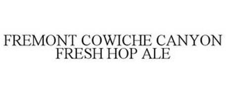 FREMONT COWICHE CANYON FRESH HOP ALE