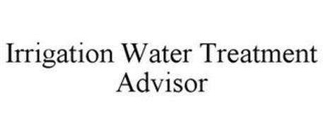 IRRIGATION WATER TREATMENT ADVISOR