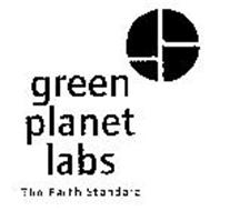 GREEN PLANET LABS THE EARTH STANDARD