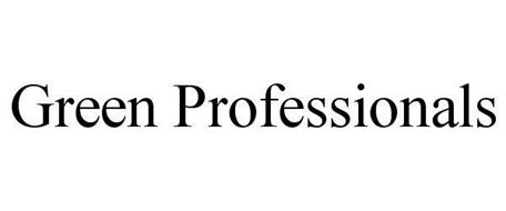 GREEN PROFESSIONALS