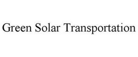GREEN SOLAR TRANSPORTATION