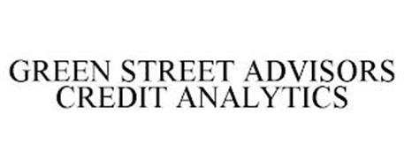 GREEN STREET ADVISORS CREDIT ANALYTICS