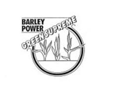 BARLEY POWER GREEN SUPREME