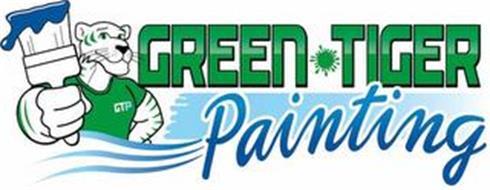 GTP GREEN TIGER PAINTING