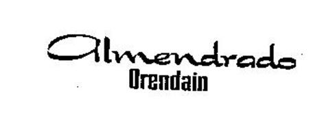 ALMENDRADO ORENDAIN