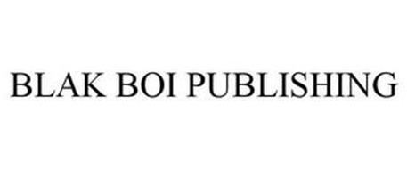 BLAK BOI PUBLISHING