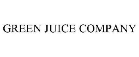 GREEN JUICE COMPANY