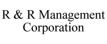 R & R MANAGEMENT CORPORATION