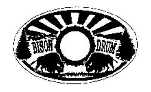 BISON DRUM