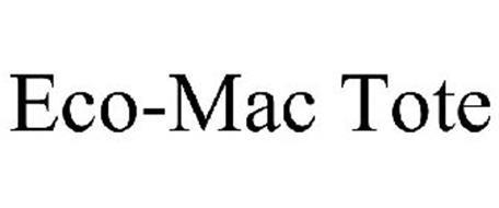 ECO-MAC TOTE