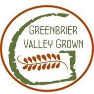 GREENBRIER VALLEY GROWN G
