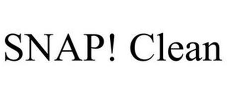 SNAP! CLEAN