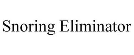 SNORING ELIMINATOR