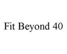 FIT BEYOND 40