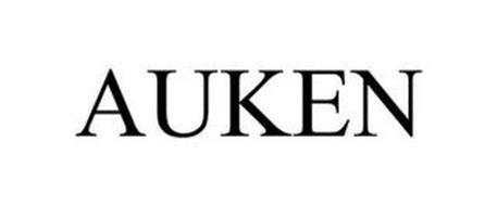 AUKEN Trademark of Greenhawk Inc  Serial Number: 87820056