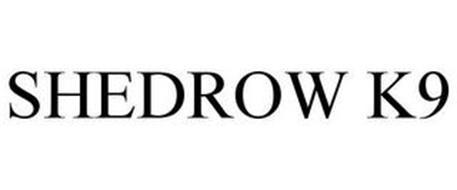 SHEDROW K9 Trademark of Greenhawk Inc  Serial Number