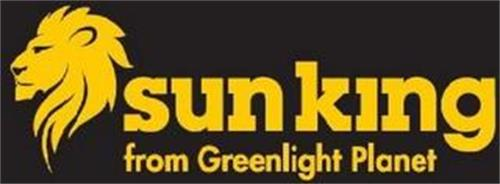 SUNKING FROM GREENLIGHT PLANET