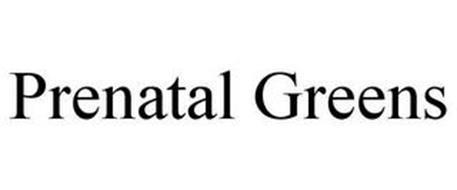 PRENATAL GREENS