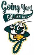 GOING YARD GOLDEN ALE G