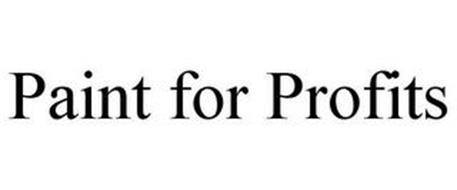 PAINT FOR PROFITS