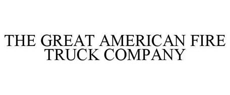 THE GREAT AMERICAN FIRE TRUCK COMPANY