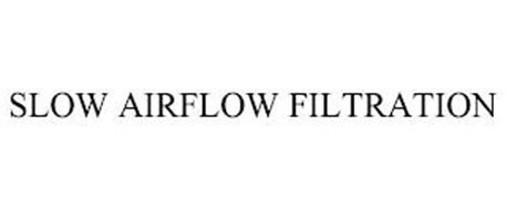 SLOW AIRFLOW FILTRATION