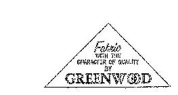 FABRIC WITH THE CHARACTER OF QUALITY BY GREENWOOD