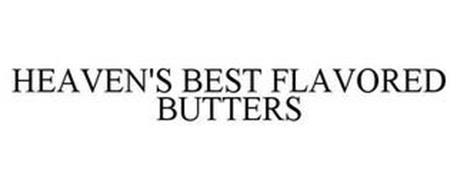 HEAVEN'S BEST FLAVORED BUTTERS
