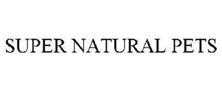 SUPER NATURAL PETS