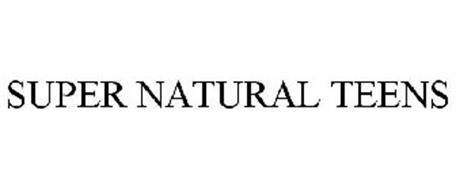 SUPER NATURAL TEENS