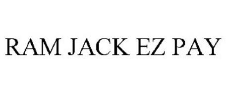 RAM JACK EZ PAY